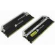 Corsair Dominator Platinum with Corsair Link Connector - 1.5V 8GB Dual Channel DDR3 Memory Kit (CMD8GX3M2A2133C9)
