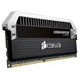 Corsair Dominator Platinum with Corsair Link Connector - 1.5V 16GB Dual Channel DDR3 Memory Kit (CMD16GX3M4A1866C9)